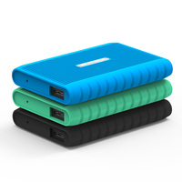 Blueendless 250 ГБ 320 500 1 ТБ 2 ТБ внешний жесткий диск 1 ТБ Externe Harde Schijf USB 3,0 HDD 1 ТБ Disco Duro Externo 500 Гб новый