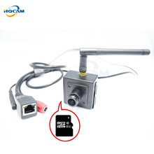 HQCAM 720P TF SD Card Cam wireless wifi P2P Mini IP Camera Security wi-fi Indoor CCTV TF SD card camera External microphone