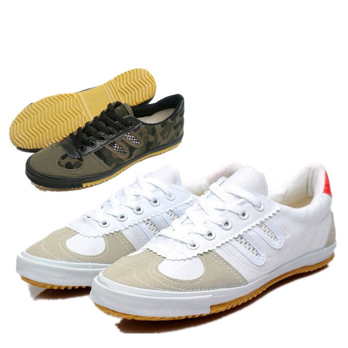 Durable Double Star Gong Fu Shoes 1