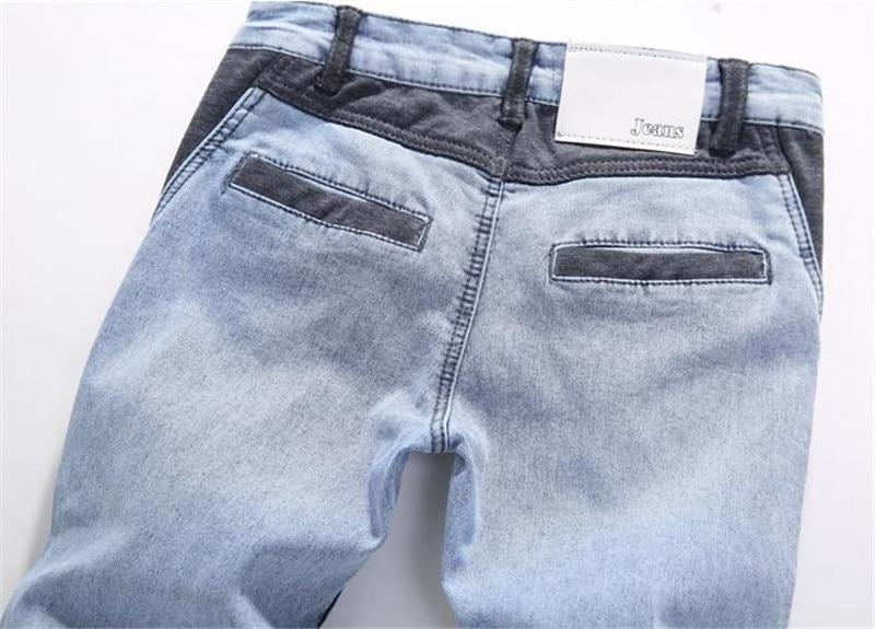 Bolsos de camuflaje de moda para hombre pantalones delgados de - Ropa de hombre - foto 6