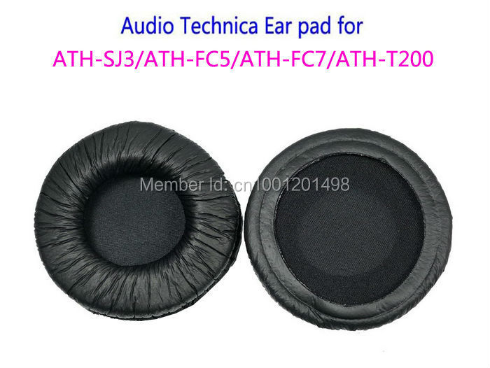 Купить с кэшбэком Ear pads replacement cover for ATH-FC5 ATH-FC7 ATH-FC707 Headphones(earmuffes/ headphone cushion)