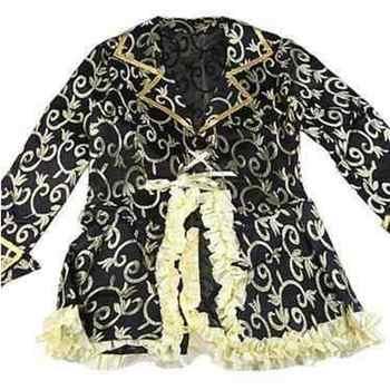 新セクシーな女性のクラシック海賊コスチュームデラックス海賊ファンシードレスアダルトコスプレハロウィーン衣装 W2963