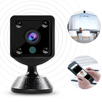 HD 1080P Portable WiFi IP Mini Camera hidden wireless security camera for home Micro webcam Camcorder Support Remote View Hidden