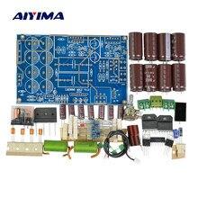 AIYIMA – amplificateur de puissance LM3886, panneau Audio 2.0 canaux, composant supérieur collecteur, kit de bricolage, 68Wx2
