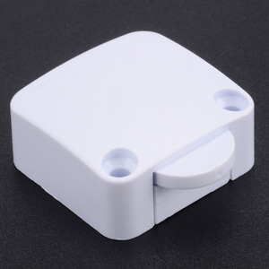 Image 3 - 202A Automatic Reset Switch Wardrobe Cabinet Light Switch Door Control Switch for Home Furniture Cabinet Cupboard Light Switch
