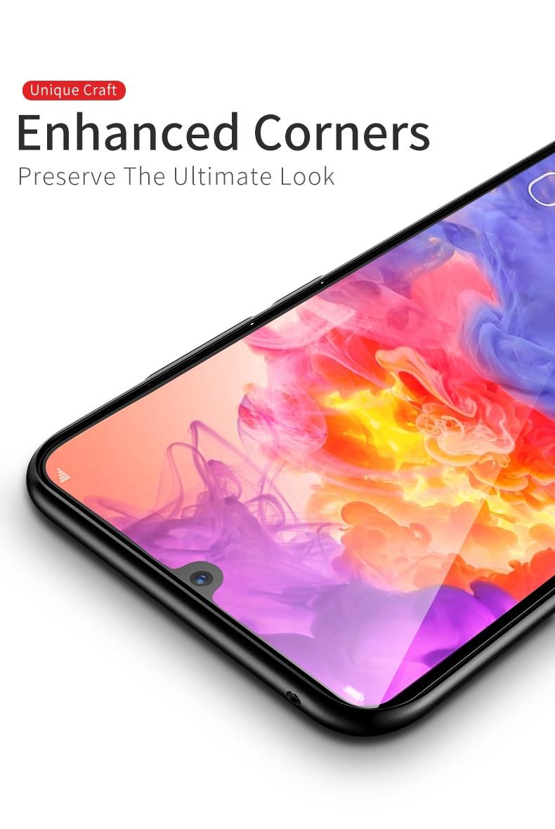 Huawei P30 Case for Huawei P30 Pro Case Hard P30 Lite Cover Slim Matte Back Cover Fingerprint Proof Fundas (8)