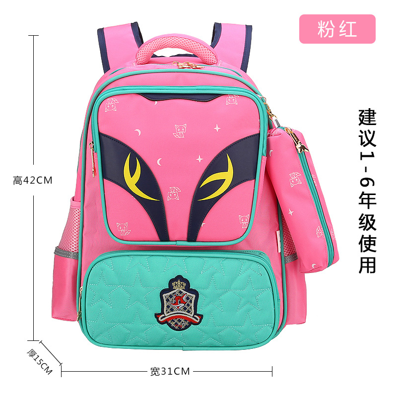 Girls School Bags Children Backpack boys Primary Orthopedics scool backpack Schoolbags kids Mochila Infantil sac a dos enfant