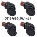 New 4pcs Parking Sensor PDC Sensor Backup Assist  fits: Honda 2005-10 Odyssey 2004-13 CRV 39680-SHJ-A61