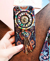 2016 for the iphone plus 6/6/7/7 plus pure handmade wind/Chinese wind restoring ancient ways/minority ethnic characteristics