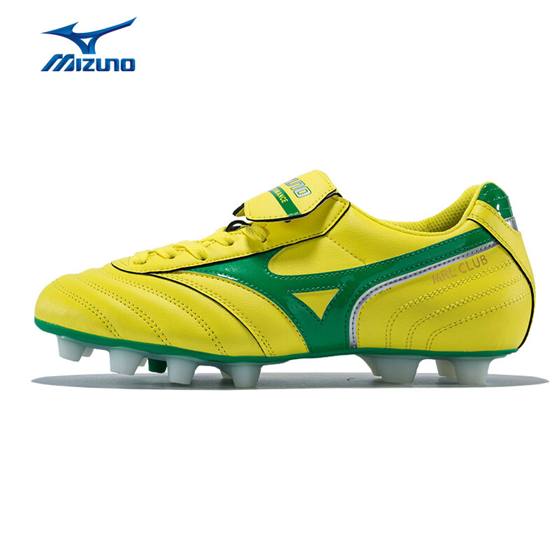 все цены на MIZUNO Men's MRL CLUB MD Soccer Shoes Breathable Cushioning Sports Shoes Classic Sneakers P1GA160637 YXZ054 онлайн