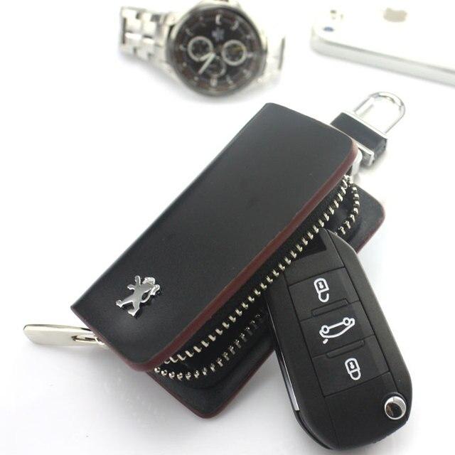 Восточные марк из 408 307 207 pulchritudinous 206 508 607 308 автомобилей из натуральной кожи ключ ключница крышка