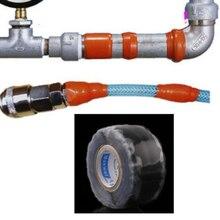 Fita Adesiva De Reparo De Desempenho à prova d' água Silicone Fio de Ligação Auto Fusão Venda Hotting Transporte da gota