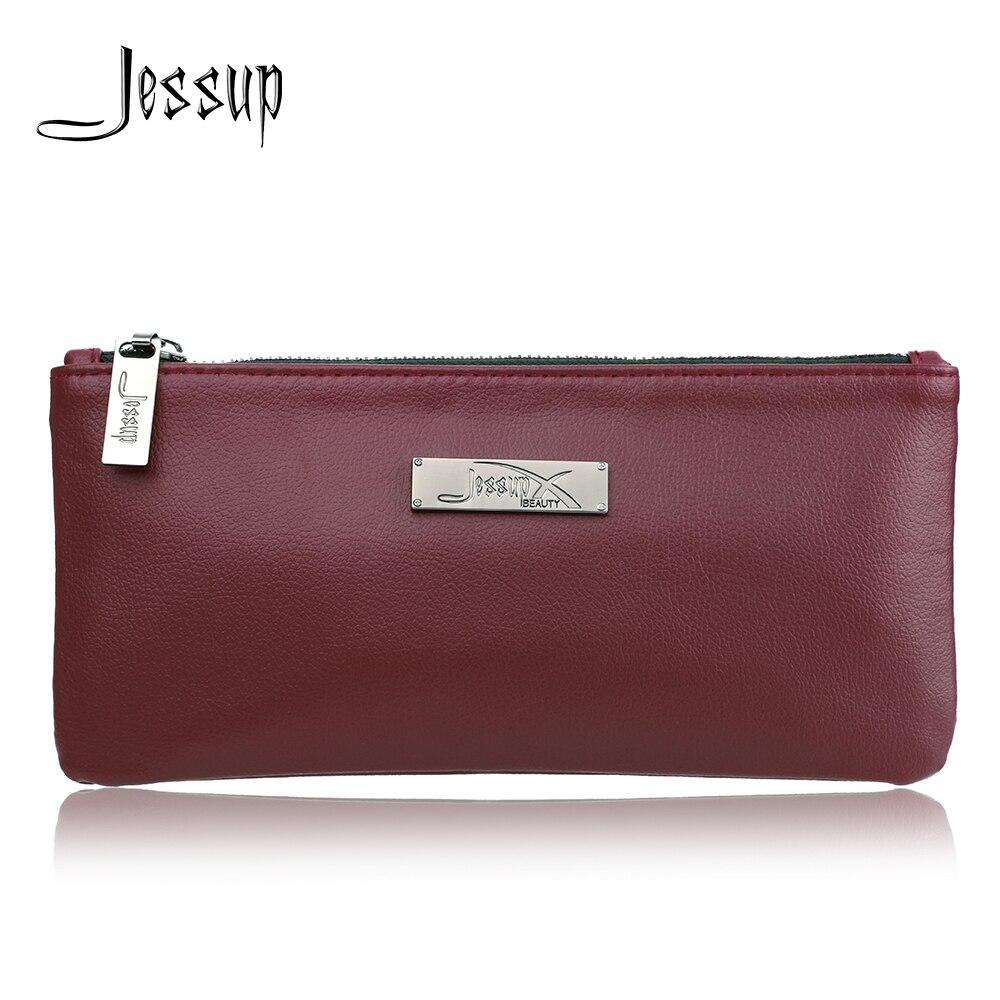 2018 Aliexpress New Jessup Beauty Brand Cosmetics Bag Women Bag Travel Makeup Case CB004 23.5 * 11 cm