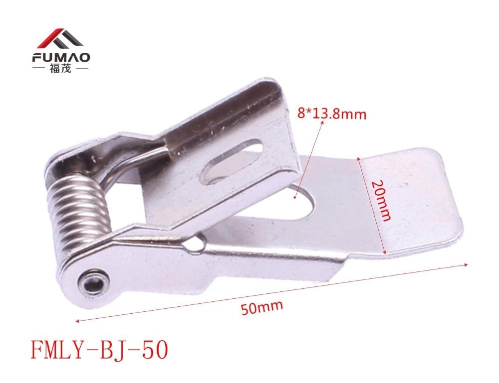 Купить с кэшбэком Manufacturer light fixture double torsion spring clip for ceiling