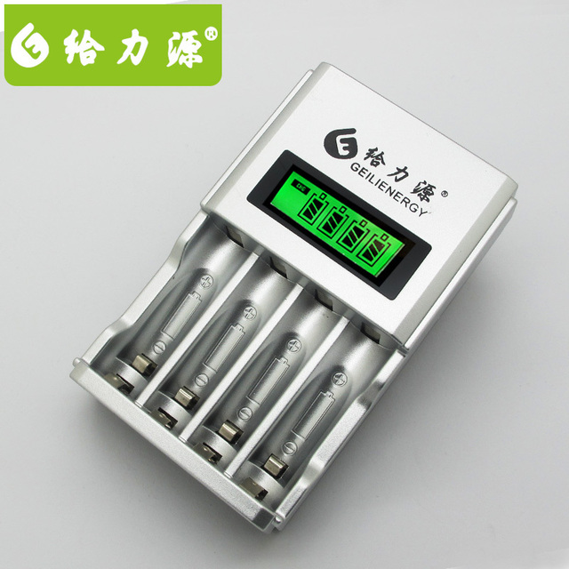good quality LCD battery charger Super quick battery charger for aa aaa nicd nimh rechargeable battery