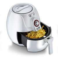 WUXEY SB 004 Electric Air Fryer Household Third Generation No Oil Smoke Free High Capacity Fryer