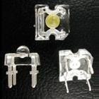 1000 шт. f5мм прозрачные светодиоды Пиранья 5 мм суперфлюс с углом обзора 120 градусов и 20 мА постоянного тока