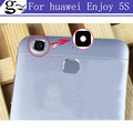 100% Original For Huawei 5s enjoy Rear Back Camera Glass Lens Cover Housing Replacement Parts