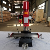 أداة دليل آلة طحن آلة طحن آلة الحفر المعدنية العمودية متعددة الوظائف آلة المنزلية باستخدام