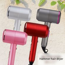 Professional Hair Dryer High Power Styling Tools Blow Dryer Hot and Cold Hairdryer 110-240V Machine Hammer hairdryer professional hair dryer strong power 4000w powerful electric blow dryer hot cold air hairdryer barber salon tools 210 240v