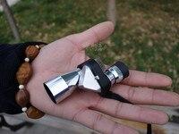 Single Pass Telescope 8 Times Spy Mini Portable HD Telescope High Outdoor Small Infrared Night Vision