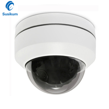 2MP 4X Zoom Mini PTZ IP Camera 2.8-12mm Motorized Lens Waterproof P2P ONVIF Security Dome CCTV POE Outdoor Camera 1080P