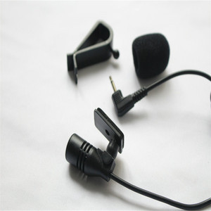 Image 4 - Linhuipad มินิรถภายนอกไมโครโฟนสำหรับเครื่องเล่น DVD Player 3 m สาย 2.5 มม. เสียงแจ็ค collar ไมโครโฟน 2 ชิ้น/ล็อต