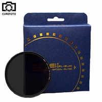 Zomei 49/52/55/58/62/67/72/77/82/86mm schlank cpl circular polfilter für nikon canon olympus sony pentax camera lens filter