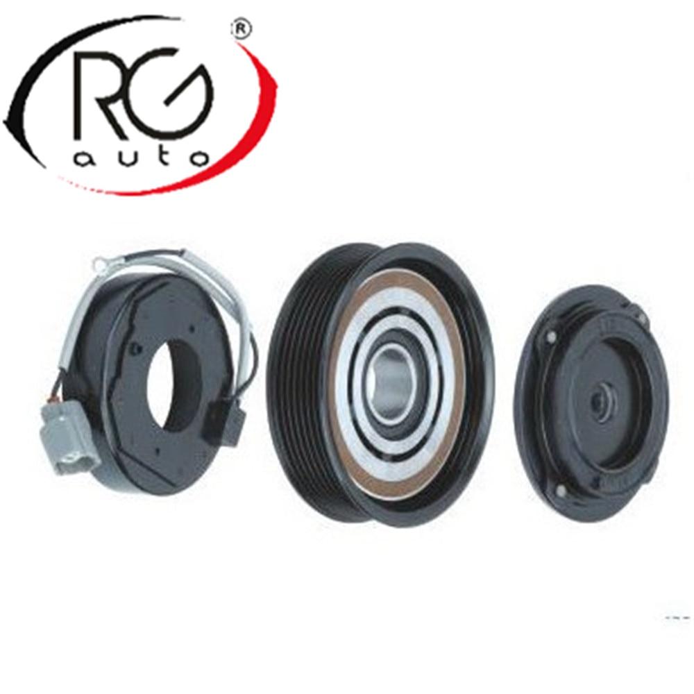 7pk Brand New Auto A/c Compressore Puleggia/compressore Bobina Della Frizione Del Compressore Kit Per Odyssey Auto Ac Elettromagnetico Frizione