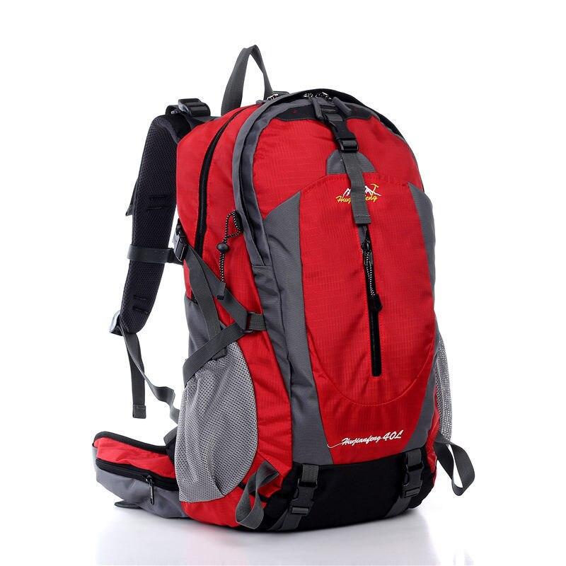 25L mochila deportiva con burbuja de lluvia impermeables Del Alpinismo Al Aire L