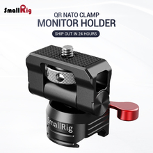 цена на SmallRig Quick Release Camera EVF Monitor Holder Can Swivel 360 degree & Tilt 150 degree Monitor Mount with Nato Clamp 2347