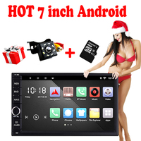 Rhythm 2 Din Android 6 0 Car NO DVD Player GPS Wifi Bluetooth Radio Quad Core