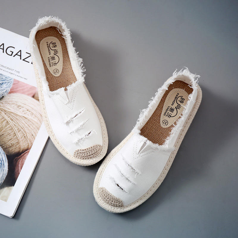 Dropshipping Women Flats Shoes Slip on Casual Ladies Canvas Lazy Loafers Breathable Espadrilles 2019 Spring Autumn Footwear NewDropshipping Women Flats Shoes Slip on Casual Ladies Canvas Lazy Loafers Breathable Espadrilles 2019 Spring Autumn Footwear New