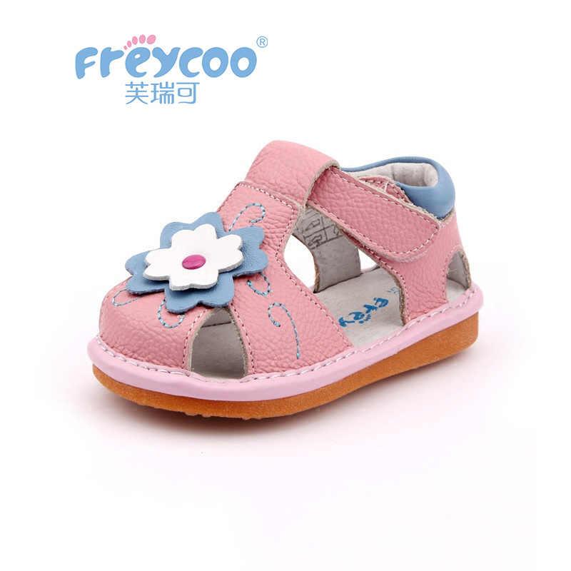 Freycoo 2019 New Summer Sandals Kids