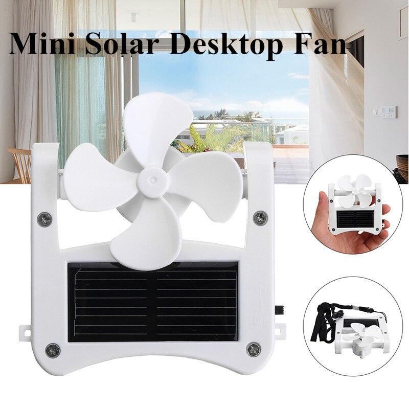 High Quality Mini Solar Power / USB Portable Cap Hat Clip on Fan Hanging Mini Desktop USB Fan Camping Cooler hat mini solar powered clip fan cooling fan portable cap fan
