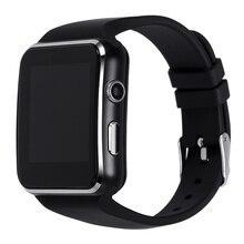 Heißer verkauf! Bluetooth Smart Uhr Smartwatch Mode Uhr Für Android-Handy Mit Kamera FM Unterstützung Sim-karte Armbanduhr PK G