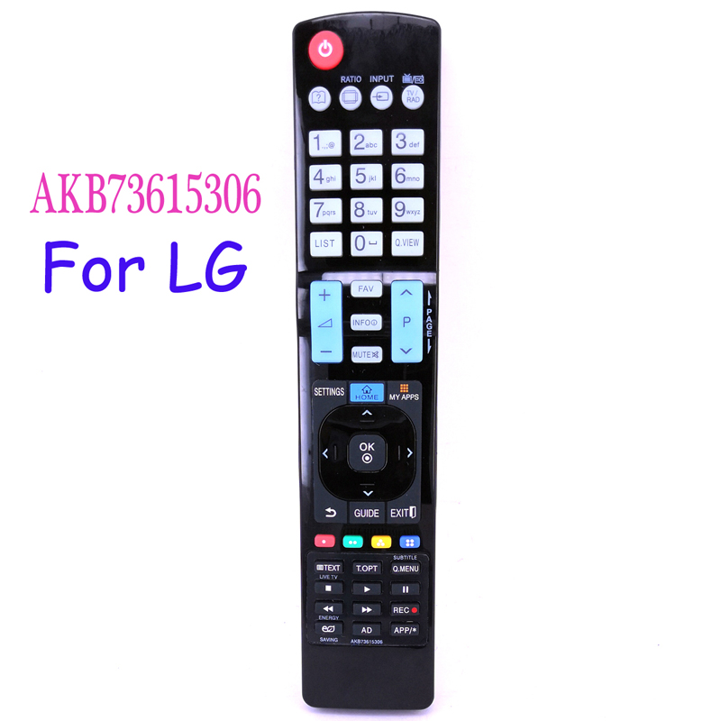 1x Remote Control Replacement For LG Smart TV 42LD550 46LD550 32LD550 47LD650