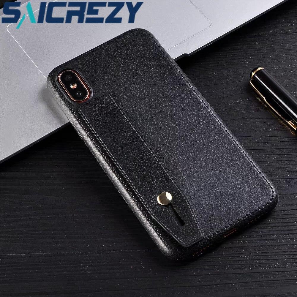 Поп-кожаный бампер для iPhone 6S 6 7 8 плюс SE 5 5S случае кожи мягкая тонкая Fundas чехол противоударный for iphone х чехол предотвратить падение