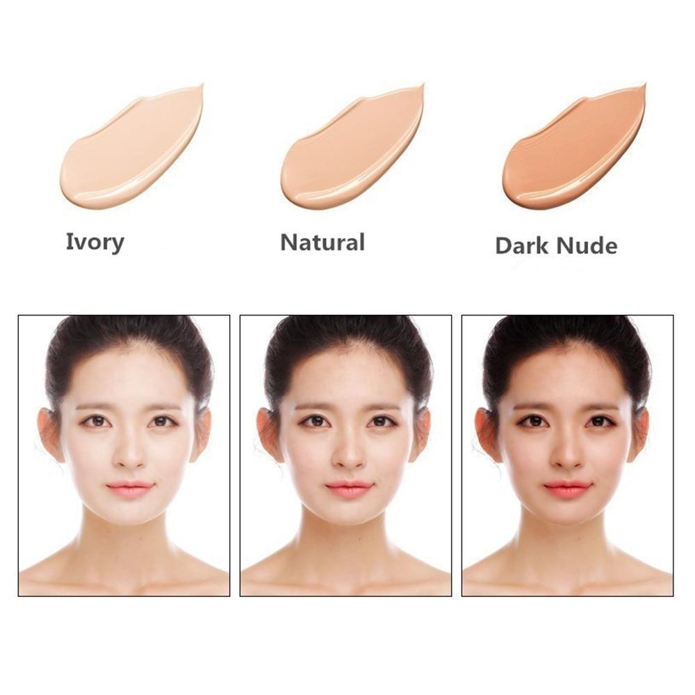 LAIKOU BB Cream Base Matte 50g Makeup Sun Block Long Lasting Moisturizing Perfect  Cover Face Foundation Korean Cosmetics TSLM1