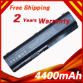 6 cells New laptop battery for HP DV4 DV5 DV6 CQ30 CQ40 CQ45 CQ50 CQ60 CQ61 CQ71 G50 G60 G70 HSTNN-W49C HSTNN-W50C HSTNN-Q37C