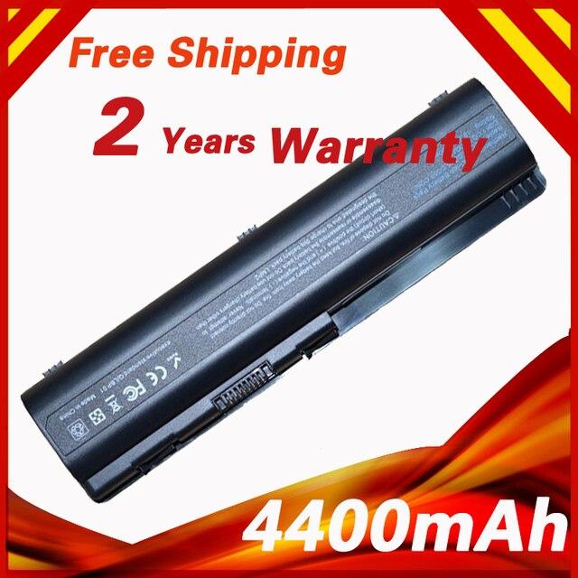 6 cells New laptop battery for HP DV4 DV5 DV6 CQ30 CQ40 CQ45 CQ50 CQ60 CQ61 CQ71 G50 G60 G70 HSTNN-W49C HSTNN-W50C HSTNN-Q37C