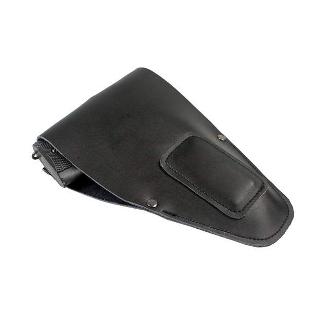 Full Concealed Carry Holster Rapid Draw Leather Inside The Waistband Holster for Compact to Medium Handguns 5