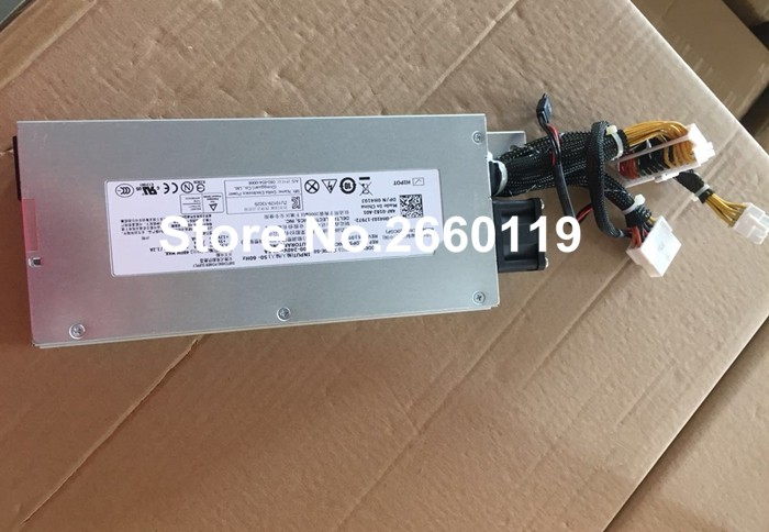 power supply for R410 R415 R510 R410 D480E-S0 DPS-480CB A 0H410J H410J 0H411J MAX 480W, fully tested ...