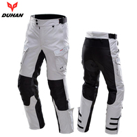 DUHAN Brand Motorcycle Pants Waterproof Rain Proof Motorbike Pants Motocross Off Road Trousers motorsport Travel Riding Pants
