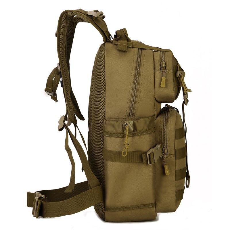 Protecteur Plus militaire tactique assaut sac à dos Molle système jour vie épargnant Bug sur sac survie Police porter livraison gratuite - 3