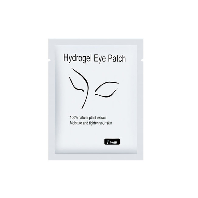 10pairs/pack New Paper Patches Eyelash Under Eye Pads Lash Eyelash Extension Paper Patches Eye Tips Sticker Wraps Make Up Tools 4