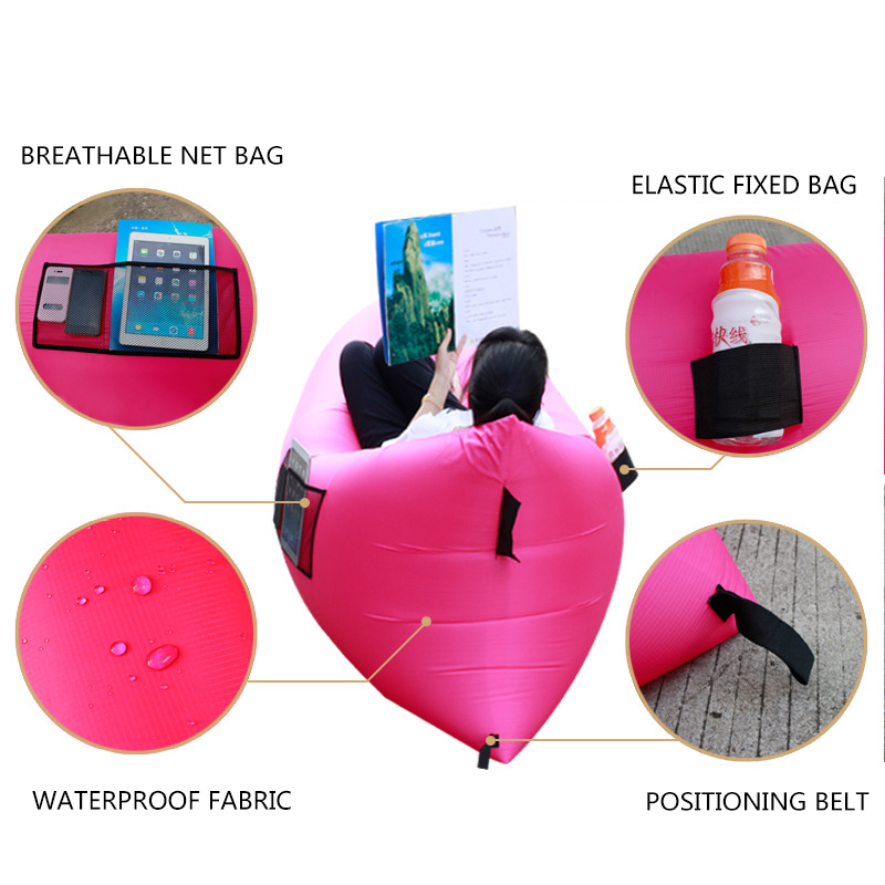 Lazy Bag Laybag Lay Bag Sleeping Bag Fast Inflatable  : Lazy Bag Laybag Lay Bag Sleeping Bag Fast Inflatable Camping Air Sofa Beach Bed Banana Lounge from www.aliexpress.com size 800 x 800 jpeg 218kB