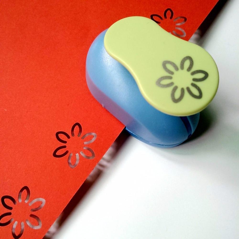 1 25mm Daisy Scrapbooking Punches Flower Punch Diy Craft Eva Foam