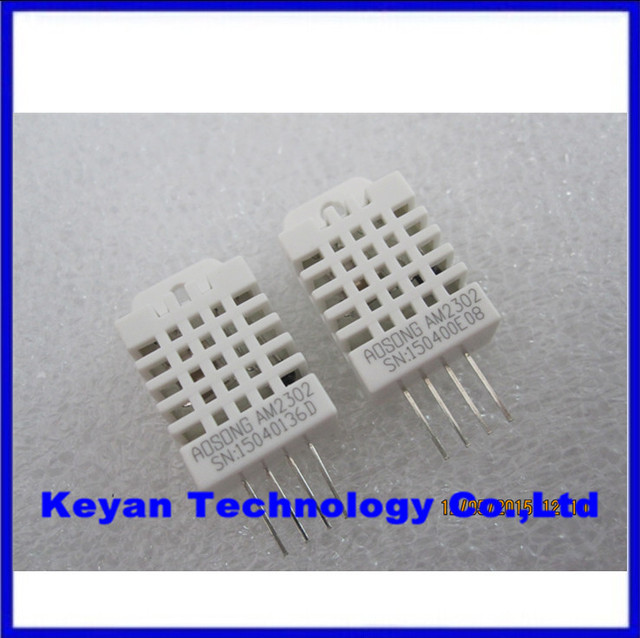 Free Shipping 5pcs /lot DHT22 / AM2302 DIP-4 Digital Temperature And Humidity Sensor 100%New Original