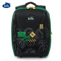 2019 Delune العلامة التجارية عالية الجودة الاطفال الحقائب المدرسية للأولاد الفتيات الكرتون العظام الظهر حقيبة الأطفال العصرية مدرسية
